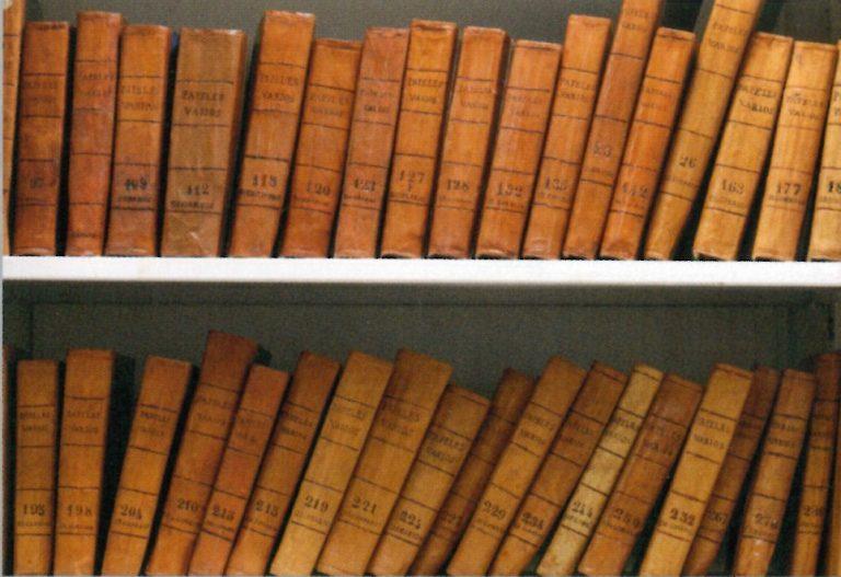 Bilbioteca museo correos