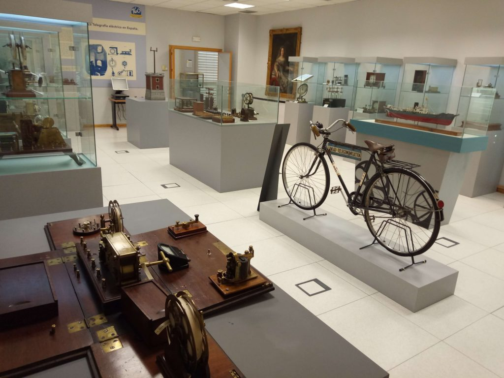 Museo correos Actual