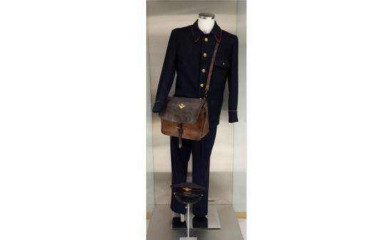 uniforme de 1943
