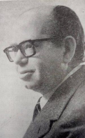 Evaristo Acevedo