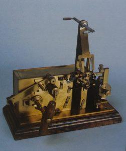 Receptor de cinta morse tipo suizo