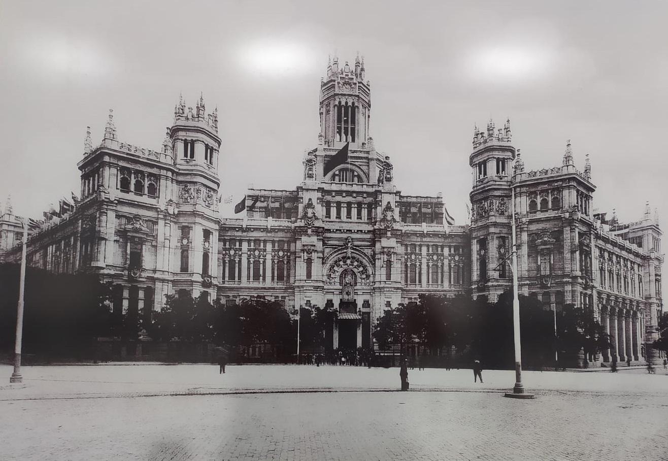 Centenario del Palacio de Comunicaciones