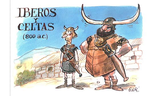 Iberos y Celtas