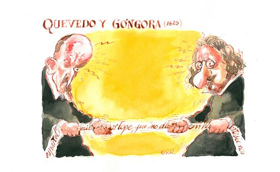 Quevedo y Góngora
