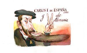 Carlos I de España y V de Alemania