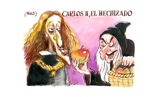 Carlos II, el hechizado