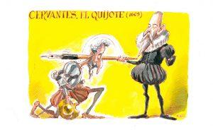Cervantes. El Quijote.